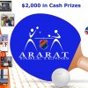 2014 Ararat Open Table Tennis Tournament — Recap
