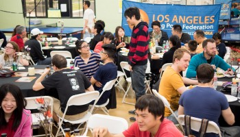 LA Ping Pong League Awards Banquet – Dec. 3