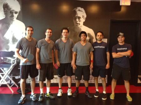 Dan Freeman, Justin Fromm, Tommy Norminton, Andre Feliz, Rohan D'Souza, John Pan