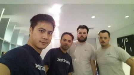 John Pan, Rohan D'Souza, Johnathon Britz, Mike McCormick
