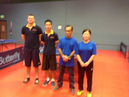 Jess Simpson, Devin Chang, Peter Su, Ling-Ling Lin