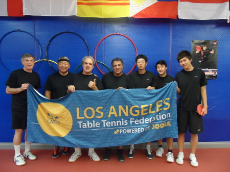Herb Reznikoff, Burt Tokuhara, Mike Schmidt, Ken Gonzales, Joe Choi, Tae Kim, Hawk Choi
