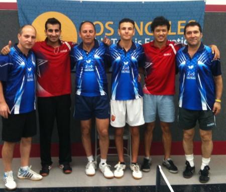 Roland, Subal, Robert, Eric, Sandesh & Varujan