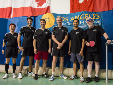 Adachi, Milan, Mark, Peter, Arun, Stephen