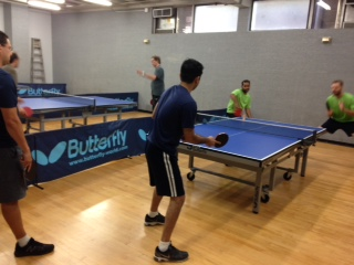 Marick and Rohan vs. Suresh and Chris