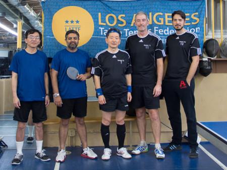 Ben Cheng, Aashish Thakker, Ryousuke Adachi, Peter Clarke, Milan Obradovic