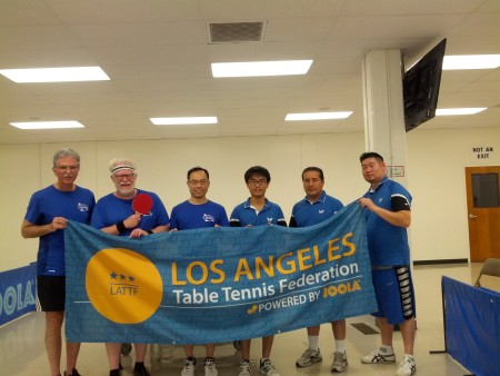 Division 2,KillaHurtz,LADWP,Blue Dragons,South Bay Table Tennis,Anthony Law,Han Ly,Miguel Munoz,Matt Averbukh,Steve Bunker,Xia Yi
