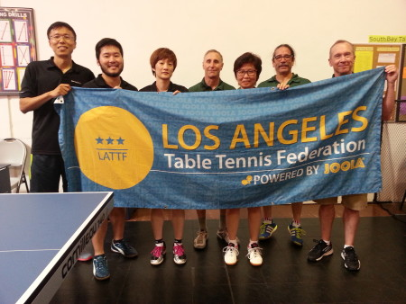 Yong Ji, Peter Wu, Yuna So, Paul Limburg, Lisa Joe, Steve Sakurada, Scott Salisbury