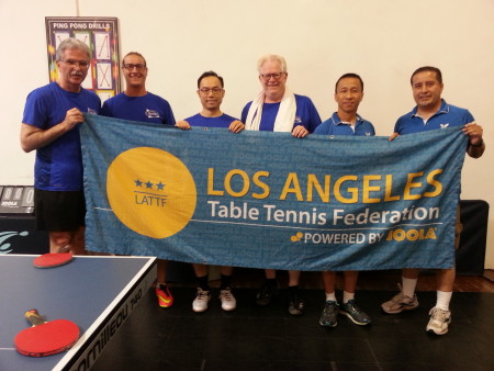 Matt Averbukh, William Graff, Han Ly, Steve Bunker, Tom Nguyen, Miguel Munoz