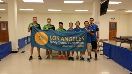 David Darley, Clayton Kjos, Marco Martinez, Tom Nguyen, David Chwa, Miguel Muñoz, James Robles