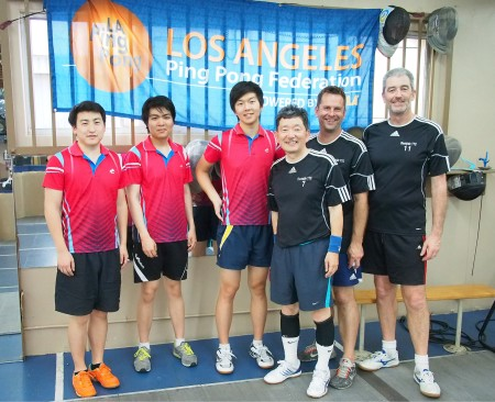Tae, Franz, Hawk, Adachi, Mark, Peter