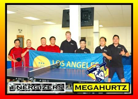 Luis Rodriguez, Patrick Tham, Shi Kuo liu, Roger Callo (ENERGIZERS) vs Michael Huggard, Wing Tam, Aurelio Dumindin, Jason Vera Cruz (MEGAHURTZ)