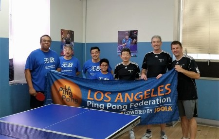 Ron Morgan, Warren Lee, Charles Kim, Vincent Lo, Ryousuke Adachi, Peter Clarke, & Mark Hezinger