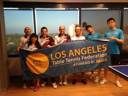 Victor, Elaine, John, Itamar, Jay, Gyeong and Harry