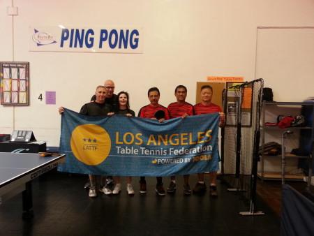 Paul Limburg, Cid Stoltenberg, Hannah Bentley, Luis Rodriguez, Roger Callo, Shi Kuo Liu